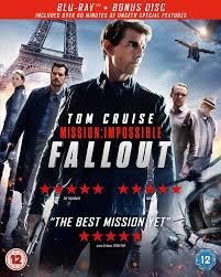 Mission: Impossible - Fallout 2 Blu-Ray Edizione: Regno Unito ...