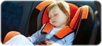 baby car seat head support preventing