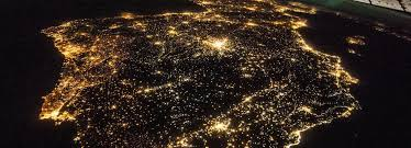 reveals insights of earth seen at night