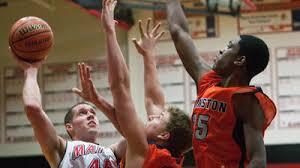 Boys basketball: Plainfield East's Aaron Jordan beats buzzer against  Plainfield North - Capital Gazette