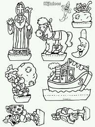 164 Beste Afbeeldingen Van Sinterklaas Sinterklaas Knutselen