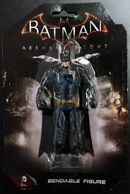 Batman Arkham Knight Bendable Figure - Sunnyside Gifts