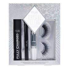 crystal clear 4 piece perfect eye set