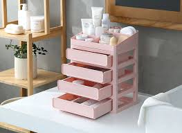 makeup organisers for your vanity