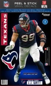 Fathead Houston Texans J J Watt Teammate Wall Decal Dick S Sporting Goods