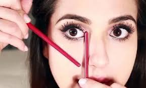7 makeup tricks to make your nose look