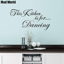 Reveal Secrets Dining Room Wall Art Stickers 45