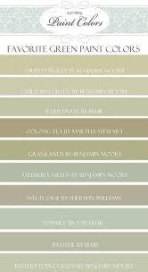 green paint color ideas benjamin moore