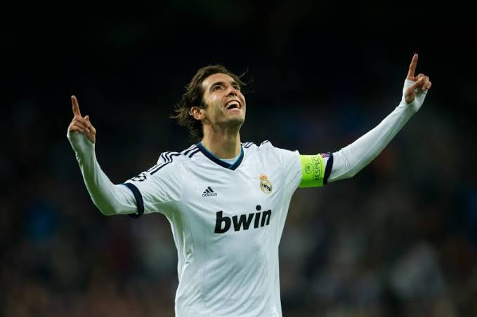 Image result for Kaka Real Madrid""
