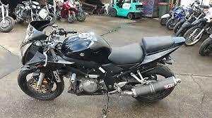 suzuki sv1000s 2007 model wrecking