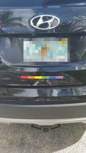 Lgbt Gay Pride Rainbow Flag Car Vinyl Decal Or Magnet Outdoor Etsy