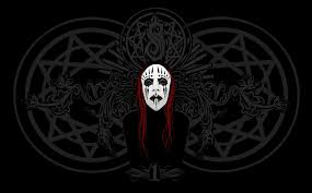 joey jordison slipknot mask hd wallpaper