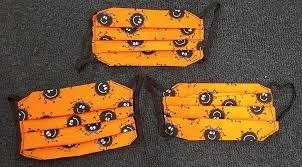 Halloween Masks, Penelope Fox Art Studio, Bristol, 23 September to 30  October