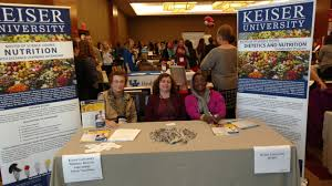 keiser university is represented at the
