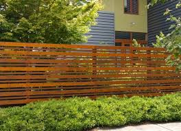 Horizontal Fence Designs Horizontal Wood Fence Plans In Fence For Home Privacy Fence Designs Fence Design Fence Planning
