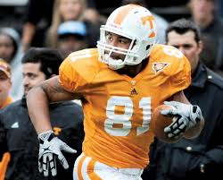 Tennessee tight end Mychal Rivera steps up as new threat on ...