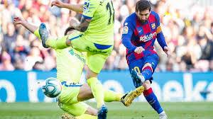 Барселона – Хетафе – видео голов и обзор матча – 15 февраля 2020