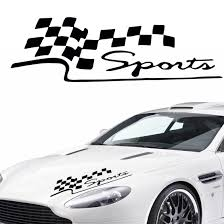 Decal Racing Car Stickers Auto Sport Styling Vinyl Car Body Generic Sticker New Ebay