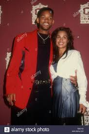 Culver City, California, USA 4th June 1994 Actor Will Smith and wife Sheree  Smith attend the