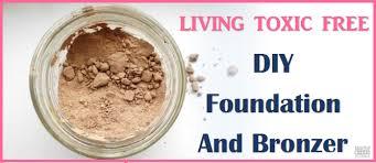 homemade makeup foundation remover