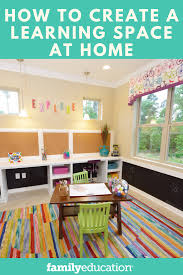 Pin On At Home Learning Spaces