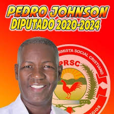 Pedro Johnson Diputado PRSC - Community   Facebook
