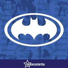 Batman Logo Bat Emblem Decal Yeti Sticker Truck Car Window Laptop Viny Eccentric Mall