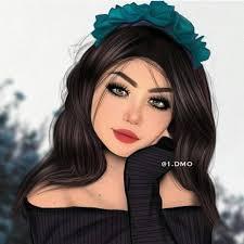 ❤Cansu | Retrato de beleza, Desenho de menina, Meninas tumbler