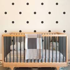 Large Polka Dots Wall Decal Contemporary Wall Decals By Simple Shapes