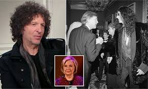 Howard Stern thinks he helped put Trump in the White House - but wishes it  was Hillary instead | Daily Mail Online