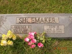 Ada Morris Shoemaker (1904-1988) - Find A Grave Memorial