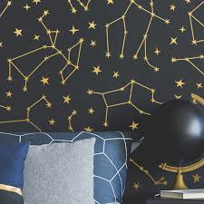 Zodiac Constellation Wall Decal Set Project Nursery