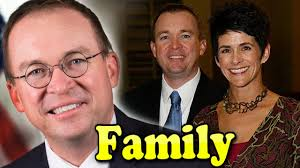 Mick Mulvaney Family With Daughter,Son and Wife Pamela West Mulvaney 2020 -  YouTube