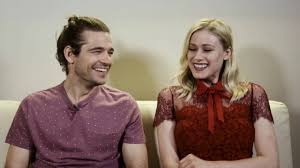 The Magicians - Jason Ralph and Olivia Taylor Dudley Interview ...