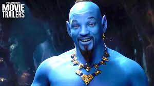 will smith as the blue genie