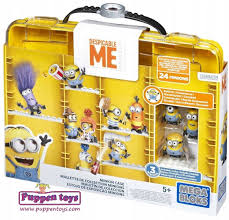 deable me minion case megablocks