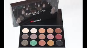 new morphe x kathleenlights palette