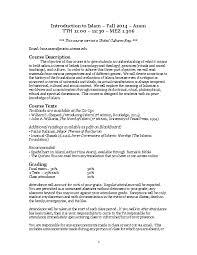 PDF) Syllabus, Intro to Islam (undergraduate) | Hina Azam - Academia.edu