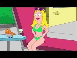 American Dad] Francine Smith bikini scenes (Stanny Tendergrass ...