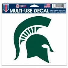 Michigan State University Stickers Decals Bumper Stickers
