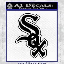 Chicago White Sox Decal Sticker A1 Decals