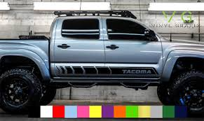 Toyota Tacoma Hood Decal Zeppy Io