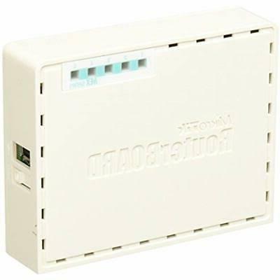 Image result for MikroTik Ethernet Router hEX (RB750Gr3)