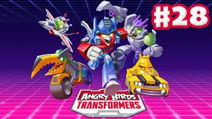 Angry Birds Transformers - Gameplay Walkthrough Part 28 - Stella ...