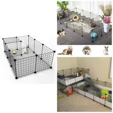 Portable Pet Playpen Puppy Dog Fences Gate Home Indoor Outdoor Fence Yard Crate Lib Fib Ugm Ac Id
