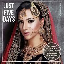 indian bridal makeup courses uk