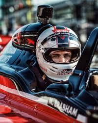Matthew Daddario Races in Indy500 with Mario Andretti & Wife Esther