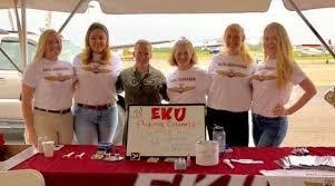 Women In Aviation | Aviation | Eastern Kentucky University