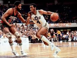 Adrian Dantley Greatest Games: (47pts/8asts/20-26 FG) vs Spurs (1986) -  YouTube