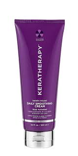 heat activated smoothing cream